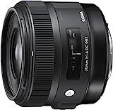 SIGMA 30mm F1.4 DC HSM   Art A013   Nikon F-DXマウント   APS-C/Super35