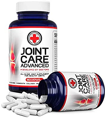 ✅ Effective Joint Support and Maintenance: Joint Care Advanced is specifically designed by Doctors to be the most comprehensive Joint Supplement in the market to improve joint health and functionality. It is an all-inclusive dietary supplement that b...