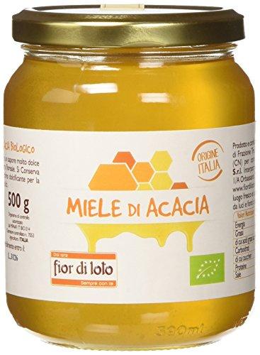 Fior di Loto Miele di Acacia - 500 gr