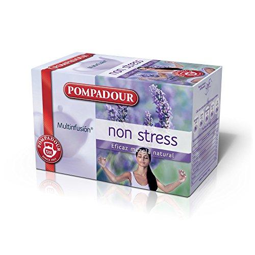 Pompadour Té Non Stress, 20 Bolsitas