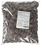Merckens Coating Melting Wafers Milk Chocolate cocoa lite 5 pounds