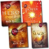 Rhonda Byrne The Secret Series 4 Books Collection Set Pack, Hero The Secret, The...