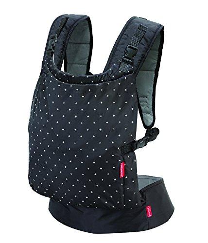 Infantino Porte bébé Zip - Porte bébé de voyage avec assise...