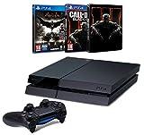 Contenu : Console PlayStation 4 - jet black + Batman Arkham Knight + Comics Call of Duty : Black Ops III + Steelbook exclusif Amazon