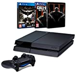Contenu : Console PlayStation 4 - jet black + Batman Arkham Knight + Comics Call of Duty : Black Ops III + Steelbook exclusif Amazon