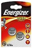 LOT DE 4 PILES ENERGIZER CR2450 - 2 BLISTER DE 2 - LITHIUM 3V