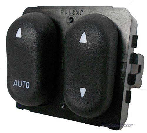 SWITCHDOCTOR Window Master Switch for 1999-2002 Ford F-150 (2 door) (1999 2000 2001 2002 99 00 01 02)