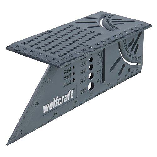Wolfcraft 5208000 3D -Gehrungswinkel 150 x 275 x 66 mm