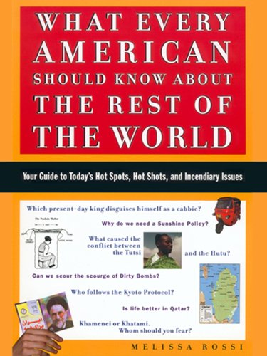 What Every American Should Know About the Rest of the World (English Edition)