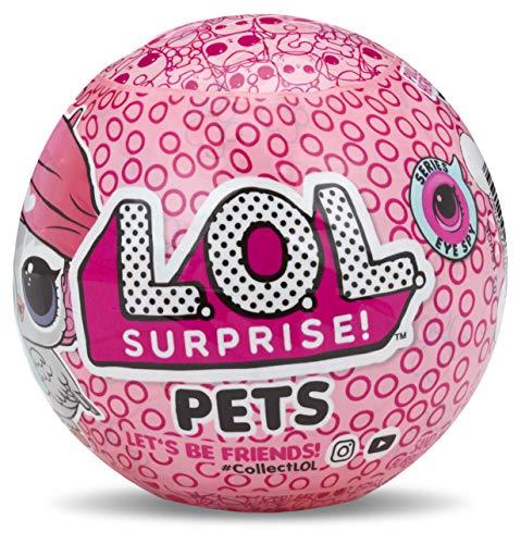 Image 3 - L.O.L. Surprise! PETS 30297, 7 Surprises à l'intérieur, Figurine - Modèle aléatoire