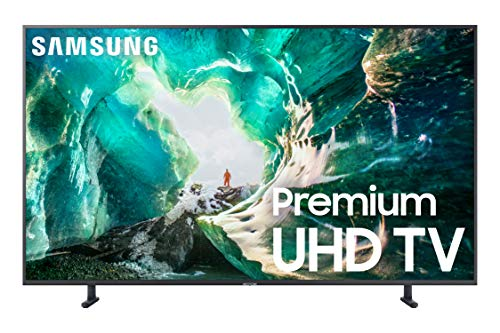 Samsung Flat 49-Inch 4K 8 Series UHD Smart TV with HDR and Alexa Compatibility - 2019 Model