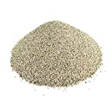 Silica Sand for Gas Fire Pits and Fireplaces - 10 Pounds of Fireproof and Heatproof Base Layer Sand for use Under Gas Logs, Lava Rock or Fire Glass