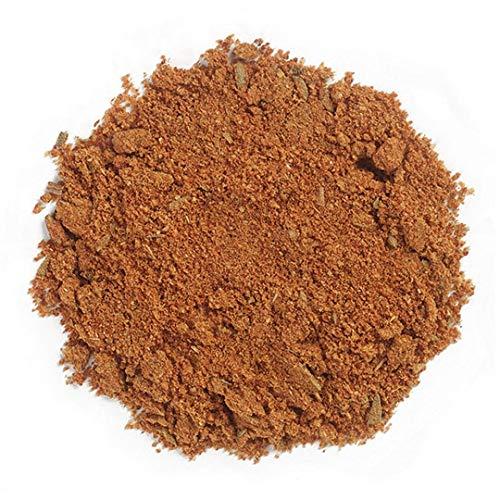 Frontier Co-op Cajun Seasoning, Certified Organic, Kosher, Salt-Free | 1 lb. Bulk Bag