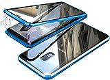 Galaxy S9Plus バンパー ケース ブラック ギャラクシーS9プラス アルミ ケース SC-02K SCV38 ……