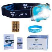 פנס ראש אמין בתקציב נמוך: Vitchelo V800