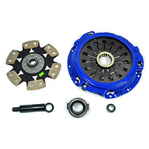 PPC RACING STAGE 4 CLUTCH KIT FOR TOYOTA CHASER SOARER SUPRA JDM 1JZGTE 2.5L TURBO