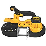 DEWALT 20V MAX Portable Band Saw,...