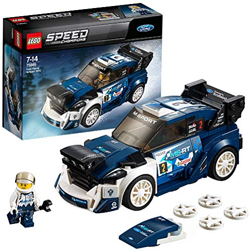 LEGO Speed Champions - Ford Fiesta MN-Sports WRC (75885)