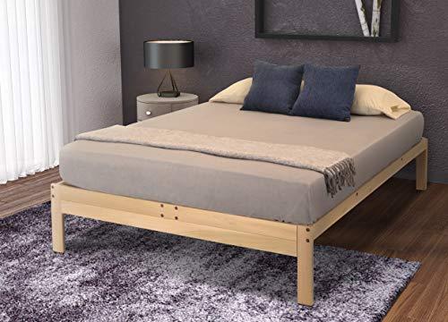 unique wood bed frames