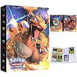 Dorara Porte Cartes Pokemon Album Album Classeur Livre 30 Pages Capacité de 240...