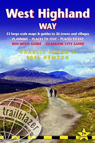West Highland Way: British Walking Guide