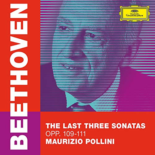 The Last Three Sonatas Pf. Op 109, 111