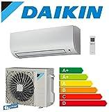 Sistema de aire acondicionado y climatizador Daikin 9000BTU/h Inverter Clase A + A +, serie KM 2017
