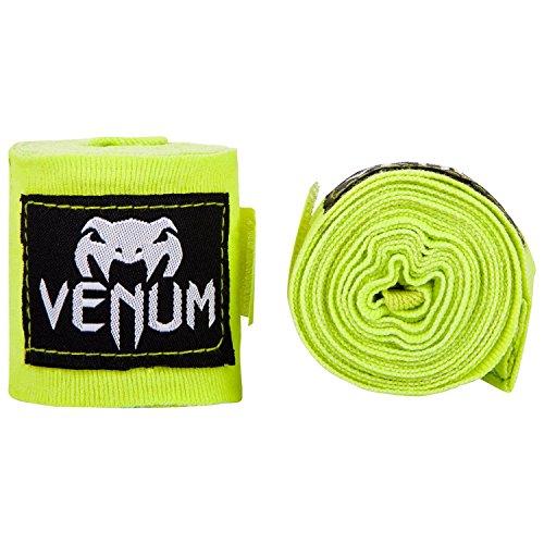 Venum Kontact Boxing Handwraps - 2.5M - Neo Yellow