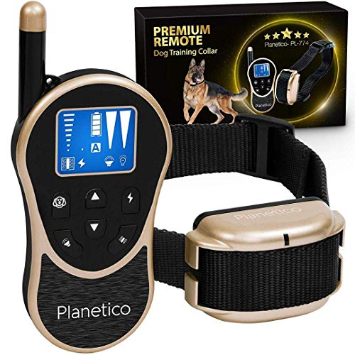 Planetico Extra Collar only for PL-774 Training Collar, Does Not Include Remote Control