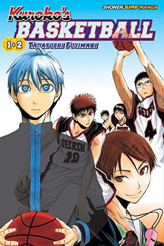 Kuroko's basketball volume 1