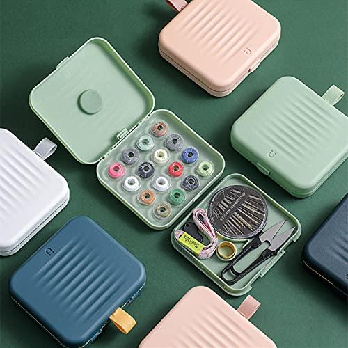 Kit de couture portable, accessoires complets, beau design, kit de couture...