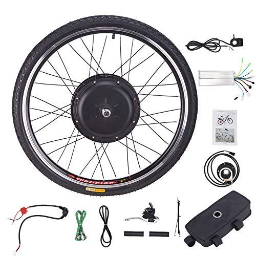 Sfeomi Kit de Conversión de Bicicleta Eléctrica 48V 1000W Kit de...