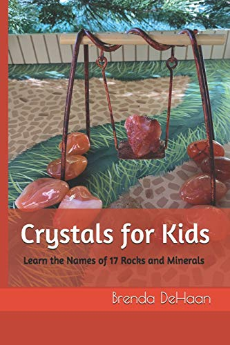 Crystals for Kids: Learn the Names of 17 Rocks and Minerals
