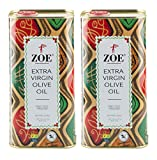 ZOE Extra Virgin Olive Oil, 1 Liter...