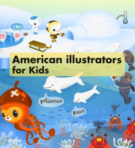 American Illustrators For Kids