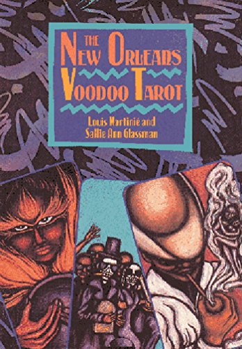 The New Orleans Voodoo Tarot/Book and Card Set (Destiny...