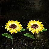 VStoySunflower Solar Lights...image