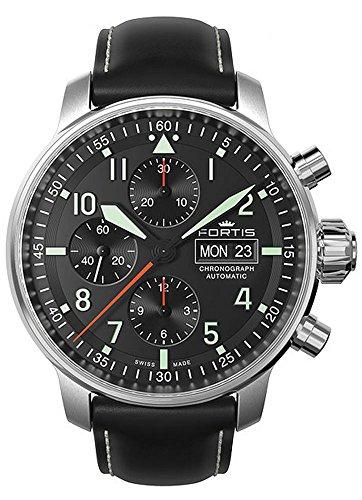 Fortis Aviatis Flieger Professional Chronograph 705.21.11 LF.01