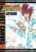 Cavaleiros do zodíaco - the lost canvas art book