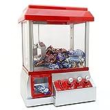 Candy Grabber machine à bonbons machine à sous à pinces à bonbons rouge