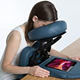 EARTHLITE Massage Kit Travelmate - Ultra-Portable Face Down Tabletop Massage System perfect for...