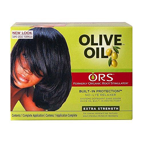 Relajante para cabellos Organic Root Stimulator, crema de al