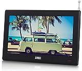 August DA100D Télévision Portable 10'(25,4cm) TNT HD - Téléviseur...