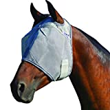 Cashel Crusader Standard Fly Mask No Ears or Nose - Size: Horse