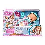 Nenuco-Dormilón ! Muñeco con ojos durmientes, regalo ideal para niñas y...