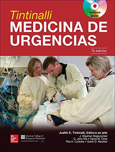 TINTINALLI MEDICINA DE URGENCIAS CON CD