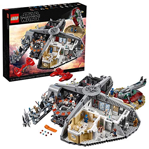 LEGO Star Wars: The Empire Strikes Back Betrayal at Cloud City 75222 Building Kit (2,812 Pieces)