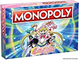 Monopoly Sailor Moon Board Game | Based on The Popular Anime TV Show | Collectible Monopoly...