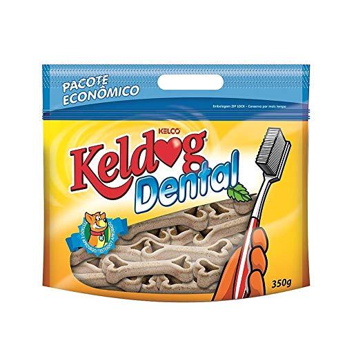 Osso Keldog Dental para Cães - 350g