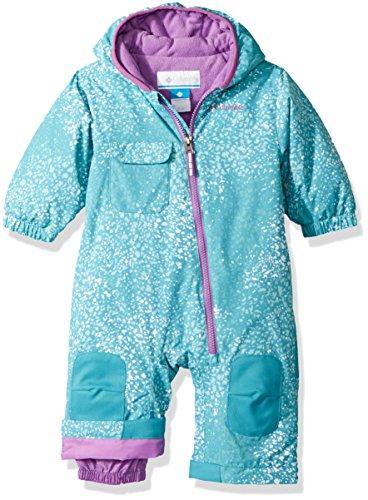 Columbia Baby Hot-tot Suit, Pacific Rim Snow Splatter, 6-12 Months